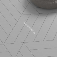 Плитка WOW FloorTiles Triangle Floor  Grey matt