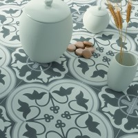 плитка WOW Cement Tradition Decor 1 Grey