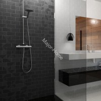 Плитка WOW Subway Canale M Graphite gloss