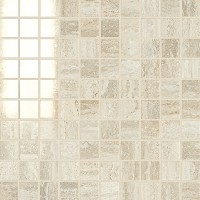 Traces pearl polished mosaico