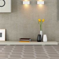 Плитка WOW Drops Rhombus decor Taupe