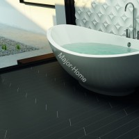 Плитка WOW Floor Tiles Chevron Floor  Graphite matt