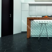 Плитка WOW FloorTiles Hexa Floor  Graphite matt